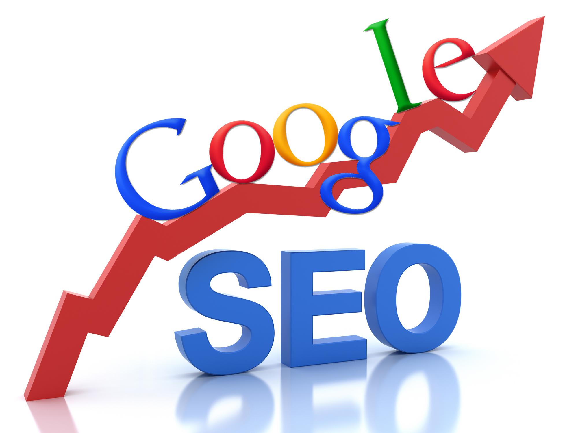 La courbe du SEO de Google
